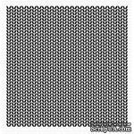 Резиновый штамп My Favorite Things - Knitted Sweater Background - ScrapUA.com