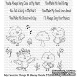 Акриловый штамп My Favorite Things -SY Tweet Friends - ScrapUA.com