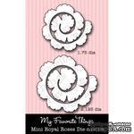 Набор лезвий My Favorite Things - Die-namics Mini Royal Roses (MFT158) - ScrapUA.com