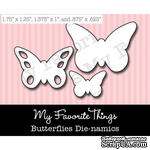 Набор лезвий My Favorite Things - Die-namics Butterflies - ScrapUA.com