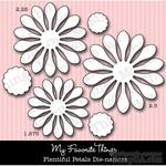 Левие My Favorite Things - Die-namics Plentiful Petals - ScrapUA.com