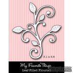 Левие My Favorite Things - Die-namics Leaf-Filled Flourish - ScrapUA.com
