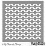 Маска My Favorite Things - Stencil MPD Petal Circles, 15х15 см. - ScrapUA.com