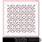 Маска My Favorite Things - Stencil MPD Petal Pattern, 15х15 см. - ScrapUA.com