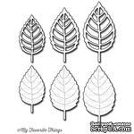 Левие My Favorite Things - Die-namics Layered Leaves (MFT-0399) - ScrapUA.com