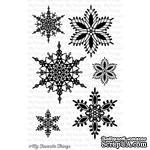 Акриловые штампы My Favorite Things - MPD Sophisticated Snowflakes - ScrapUA.com