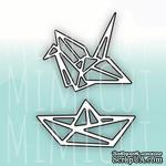 Нож для вырубки от MiMiCut - Оригами-ми, 41x45мм, 51x25 мм - ScrapUA.com