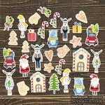 Набор высечек от Mona Design - Сказочная зима - ScrapUA.com
