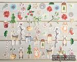 Набор высечек от Mona Design — Теплая зима - ScrapUA.com