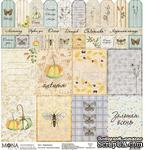 Лист Карточки от Mona Design — Осенняя история, 30,5х30,5см - ScrapUA.com