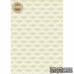 Лист дизайнерской бумаги с рисунком Легко 1, А4 - ScrapUA.com