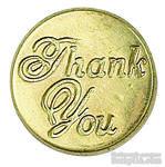 """Сургучная печать с надписью """"Thank you"""" - ScrapUA.com"""