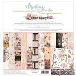 Набор скрапбумаги Mintay by Karola - Dear Diary, 30х30 см, 12 листов, двусторонняя - ScrapUA.com