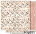 Лист двусторонней скрапбукинга от Maja Design -Home for the Holidays - Brought y a gift, 30 x 30 см - ScrapUA.com