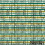 Двусторонний лист бумаги от Authentique - Daydream, 30,5x30,5см - ScrapUA.com