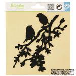 Фетровое украшение от Feltables Fashion - Silhouettes Lovebird Branch, 1 шт - ScrapUA.com