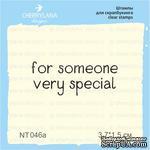 Штампы от Cherrylana - For someone very special, 3,7х1,5 см - ScrapUA.com