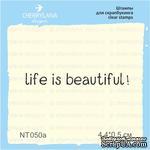 Штампы от Cheerylana - life is beautiful!, 4,4х0,5 см - ScrapUA.com