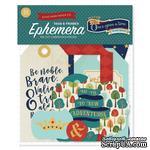 Высечки от Echo Park - Once Upon a Time Prince Frames & Tags - Ephemera - ScrapUA.com