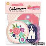 Высечки от Echo Park - Once Upon A Time Princess - Ephemera - ScrapUA.com
