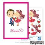Набор №1 для создания 3D-открытки от Евгения Курдибановская ТМ, 15х20см - ScrapUA.com