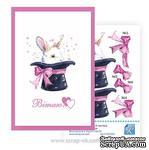 Набор №2 для создания 3D-открытки от Евгения Курдибановская ТМ, 15х20см - ScrapUA.com
