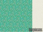 Лист двусторонней скрапбумаги от Kaisercraft - Elegance - Inspired Paper, 30,5х30,5 см - ScrapUA.com