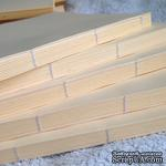 Блок для блокнота А5. Цвет: кремовый - ScrapUA.com