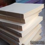 Блок для блокнота А6. Цвет: ванильный (слоновая кость) - ScrapUA.com