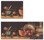 """Салфетка """"Композиция из фруктов"""", размер: 33х33 см - ScrapUA.com"""