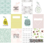Набор карточек для скрапбукинга от Polkadot - «Нарисуй мне любовь», 7,5х10 см - ScrapUA.com