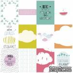 Набор карточек для скрапбукинга от Polkadot - «Мятное лето», 7,5х10 см - ScrapUA.com