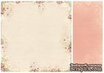 Лист двусторонней бумаги от Pion Design - Cherry blossom - Fairytale of Spring , 30х30 - ScrapUA.com
