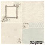 Лист односторонней бумаги от Pion Design - Photo frame & Anemone - Studio of Memories, 30х30 - ScrapUA.com
