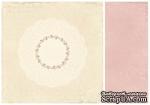 Лист двусторонней бумаги от Pion Design - Doily - For Mother, 30х30 - ScrapUA.com