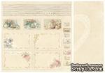 Лист двусторонней бумаги от Pion Design - Cut out sheet - For Mother, 30х30 - ScrapUA.com
