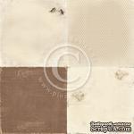 Лист односторонней бумаги от Pion Design - Waiting for Santa II Collection -  Single Sided cardstock  -  6x Winter Bird - ScrapUA.com