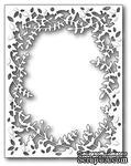 Нож для вырубки от Poppystamps - Thicket Frame - ScrapUA.com