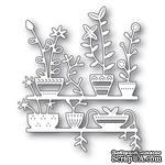 Нож от Poppystamps - Spring Pots Shelves - ScrapUA.com