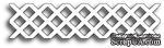 Нож для вырубки от Poppystamps - Lattice Edge - ScrapUA.com