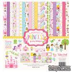 Набор бумаги от Echo Park - Perfect Princess, 30х30, 12+1 лист - ScrapUA.com