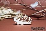 Чипборд от Вензелик - Птичье гнездо, размер: 30x59 мм - ScrapUA.com