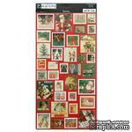 "Наклейки Pebbles ""Reallife Cardstock Stickers"" Stamps - Christmas - ScrapUA.com"