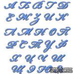 Лезвие Crafty Ann Large Italic Alphabet Set - ScrapUA.com