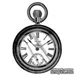 Акриловый штамп Stamp Vintage Watches 1 RE019 Часы, размер 4 * 5,6 см - ScrapUA.com