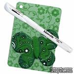 Ручки с белыми матовыми чернилами Ranger - White Opaque Pen, 2 шт. - ScrapUA.com
