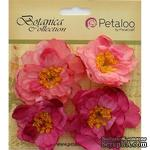 Набор цветов Petaloo - Botanica Ruffled Peony - Soft Pink - ScrapUA.com