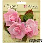 Набор цветов Petaloo - Botanica Fairy Rose Bud - Soft Pink - ScrapUA.com
