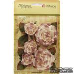 Набор цветов Petaloo - Botanica Garden Roses - Cream - ScrapUA.com