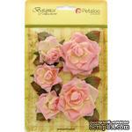 Набор цветов Petaloo - Botanica Garden Roses - Guava - ScrapUA.com